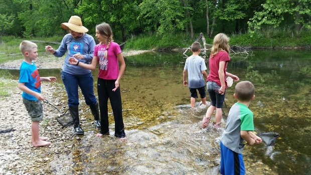 Kids Water Quality Camp at Grand Lake
