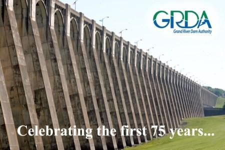 Pensacola Dam 75th Anniversary