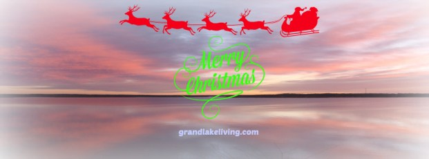 Grand Lake OK Christmas light displays and events