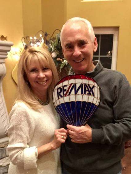 Chuck and Victoria Perry Remax
