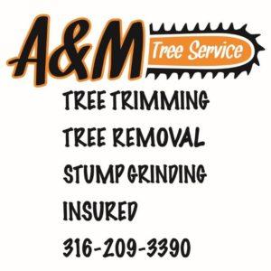 A and M Tree Service Disney OK