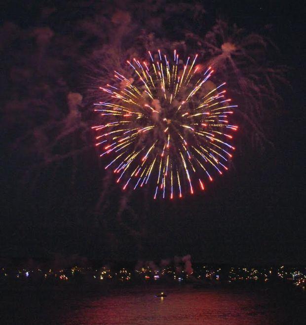 July 4th at Grand Lake OK
