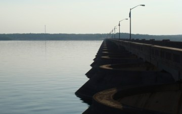 Grand Lake Oklahoma Pensacola Dam