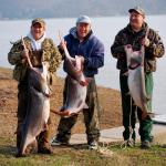 Grand Lake fishing at Cassanda Shores