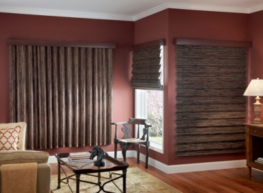 Grand Lake Oklahoma Window Treatments