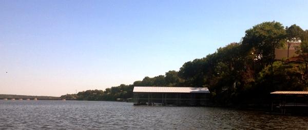 Boat Slips at Grand Lake
