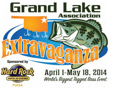 $5,000 Fish Already Caught in Grand Lake Extravaganza!