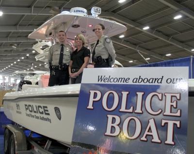 GRDA at Tulsa Boat Show