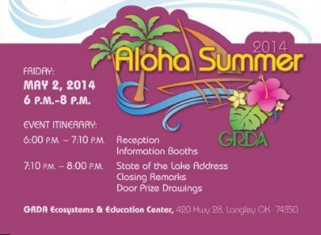 2014 GRDA Summer Lake Launch