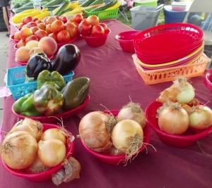 Farmers Markets Around Grand Lake