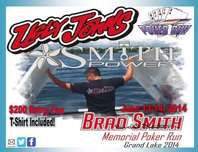 Brad Smith Memorial Poker Run