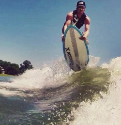 Wake Boarding & Surfing Tournament at Grand Lake