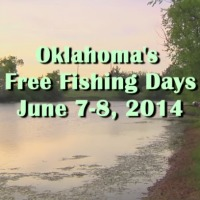 Free Fishing Days This Weekend at Grand Lake
