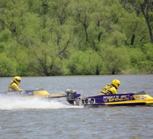 Thunder on Wolf Creek National Hydroplane Racing
