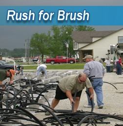 June 7th Rush For Brush Event at Grand Lake Canceled