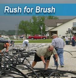 2015 Rush For Brush at Grand Lake
