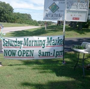 Grand Lake Saturday Morning Market