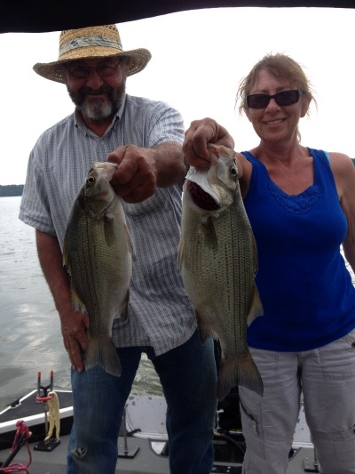 Grand Lake Fishing Report: May 27, 2015