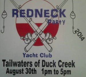 2014 Redneck Yacht Club Party