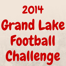 Week 1 Grand Lake Football Contest Winner