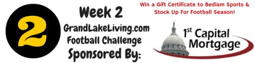 Grand Lake Football Challenge