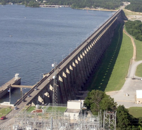 Pensacola Dam – This Is Man's Deed