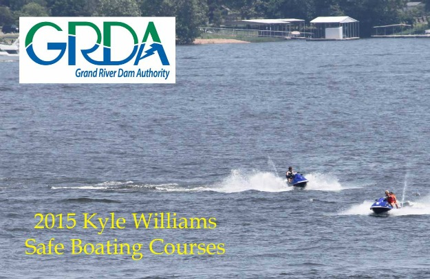 2015 Safe Boating Courses From GRDA