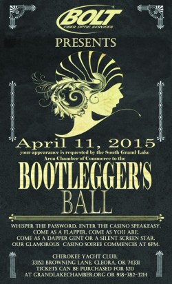 2015 Bootlegger's Ball Grand Lake