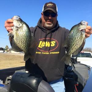 Grand Lake Fishing Report: April 27, 2015