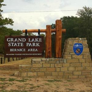 Grand Lake State Park Bernice Nature Center