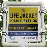 Free Loaner Life Jackets Available Around Grand Lake