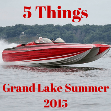 5 Don't Miss Events At Grand Lake During Summer Of 2015