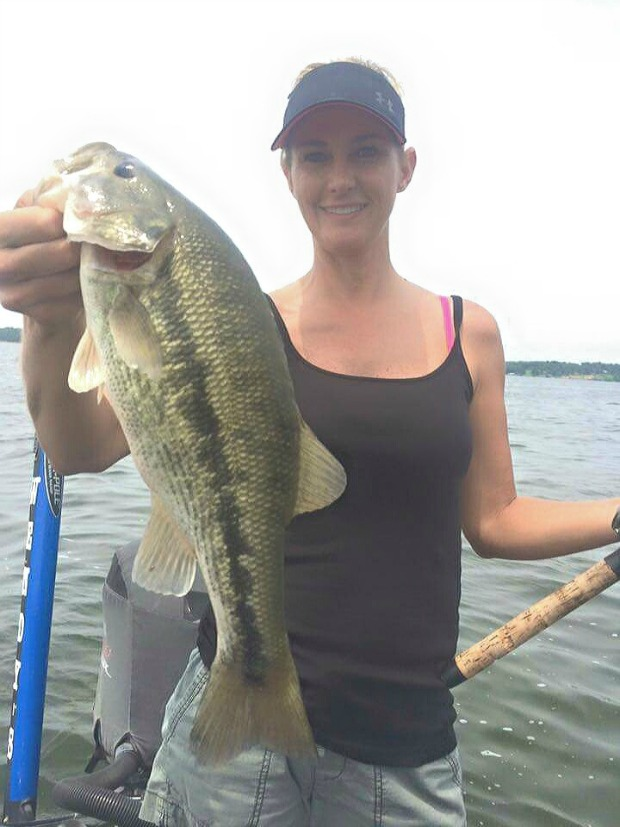 Grand lake fishing report july 6 2015 grand lake living for Grand lake fishing report