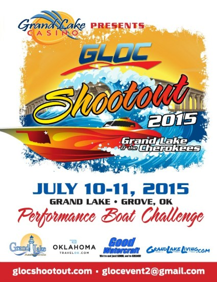 GLOC Shootout at Grand Lake Oklahoma