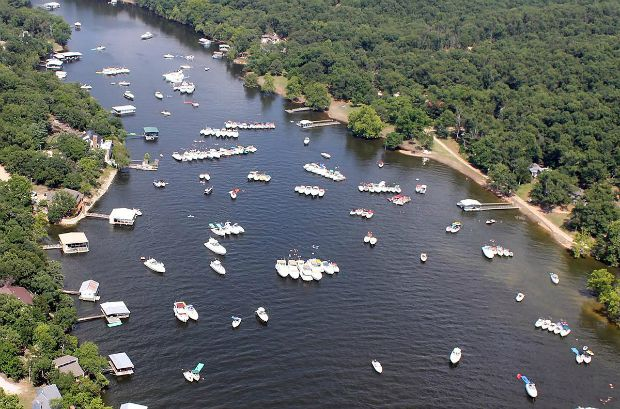 Grand Lake Oklahoma Boating safety