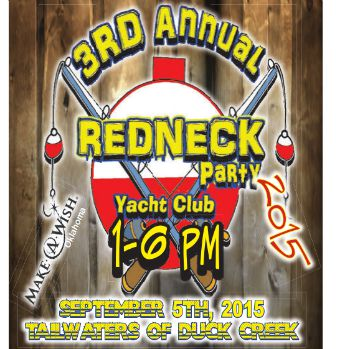 Redneck Yacht Club Party – 2015 Style!