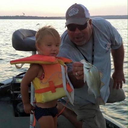 Grand Lake Fishing Report: August 10, 2015