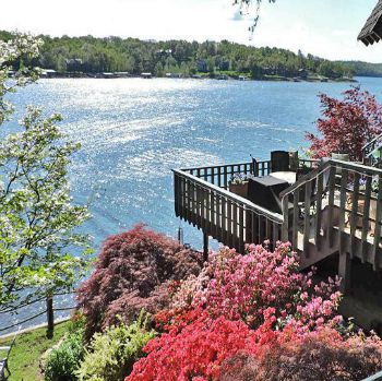Old World Charm Meets Lakefront Luxury At Grand Lake