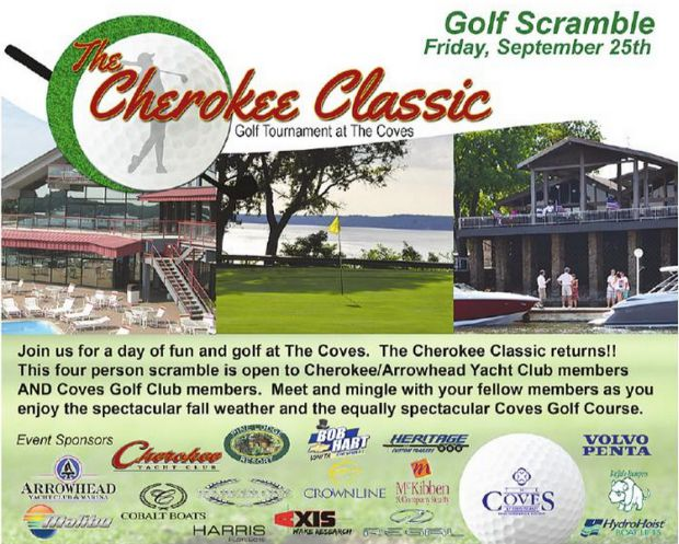 Cherokee Classic Golf Tournament
