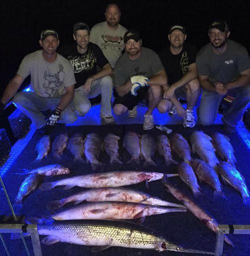Grand Lake Fishing Report: Sept 9, 2015