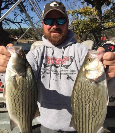 Grand Lake Fishing Report: October 18, 2015