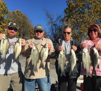 Grand Lake Fishing Report: November 4, 2015