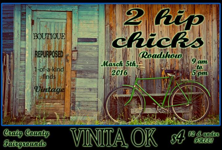 2 Hip Chicks Roadshow