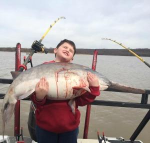 Grand Lake Fishing Report – Feb 24, 2016