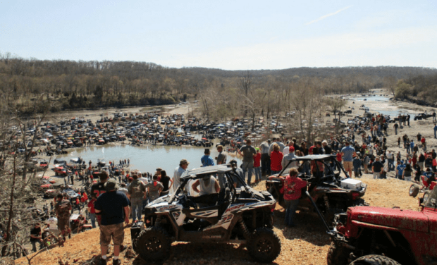 2016 Off-Road Events in Disney
