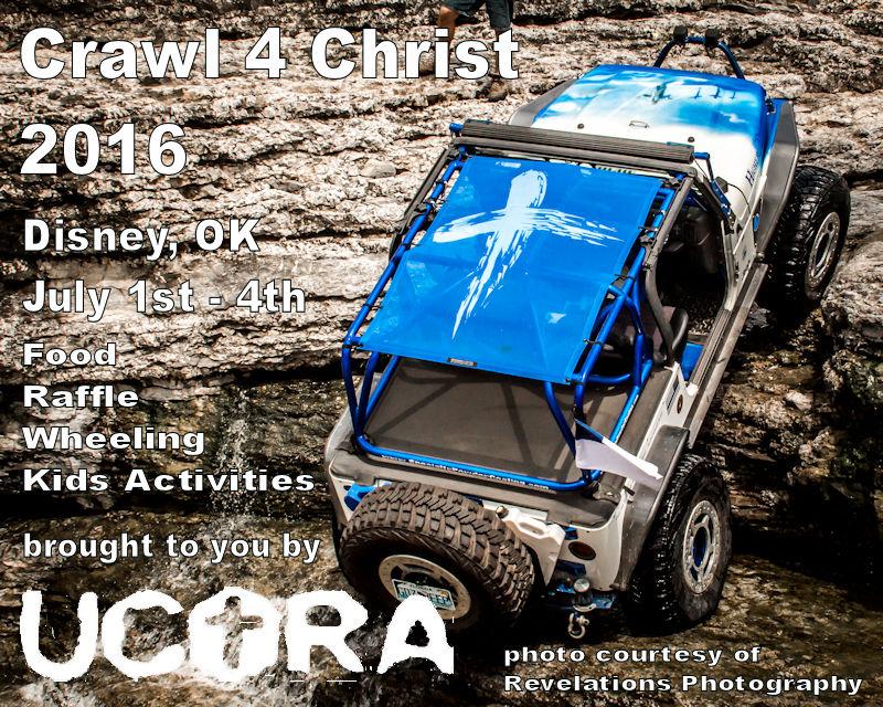 Crawl For Christ 2016 Disney OK