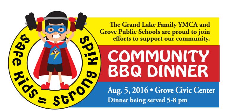 Grove Community BBQ Dinner