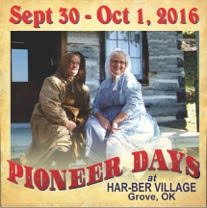 Har-Ber Village Pioneer Days 2016