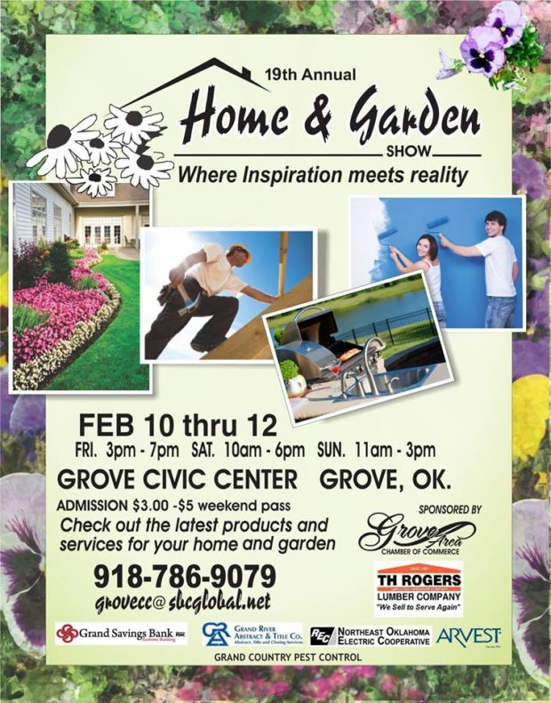 2017 Grove Home and Garden Show