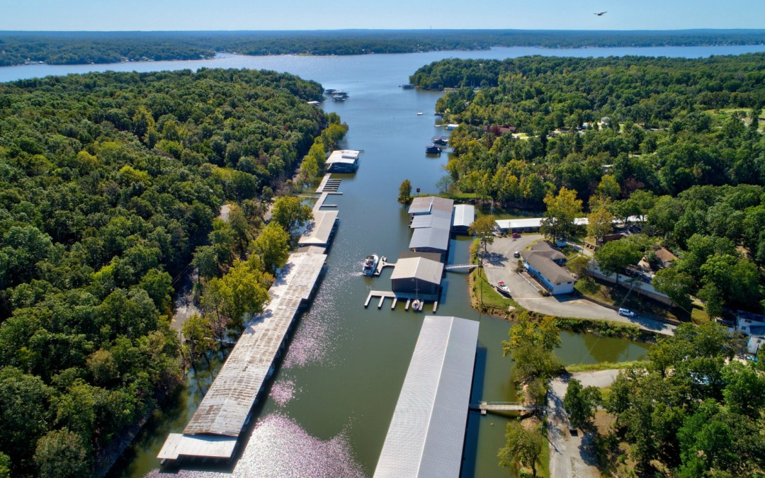 Grand Lake Marina Plus 72 Acres For Sale